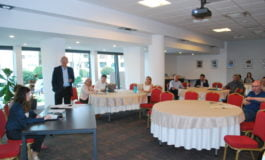 """FOTO: Conferința de diseminare a rezultatelor proiectului SUPPORT """"Planificarea energetică durabilă la nivel regional"""""""