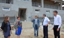FOTO: Vizită de lucru în Regiunea Centru din Republica Moldova