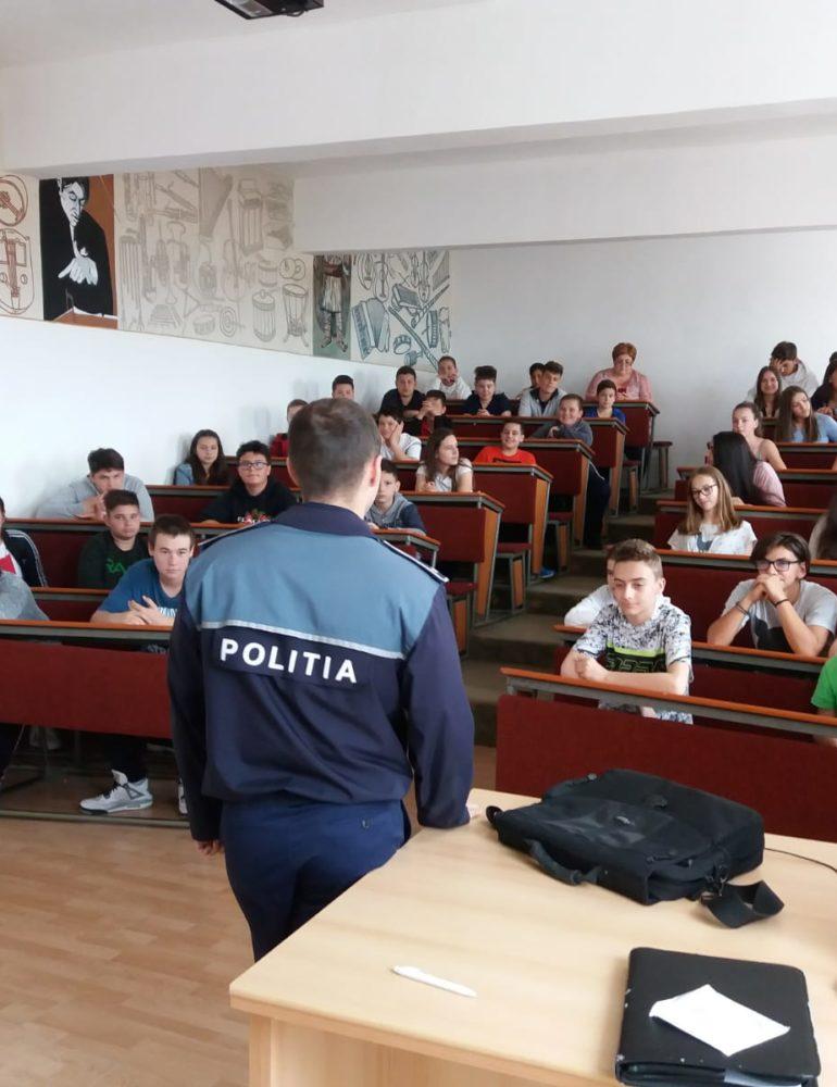 (FOTO) 3 – 7 iunie: Săptămâna prevenirii criminalității la IPJ Alba