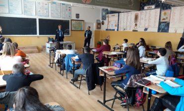 FOTO: Săptămâna prevenirii criminalității la IPJ Alba. 6 iunie, zi dedicată prevenirii infracțiunilor contra patrimoniu