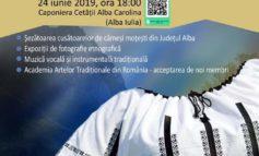 """""""Ziua Universală a Iei - cămașa tradițională românească"""" sărbătorită la Alba Iulia"""