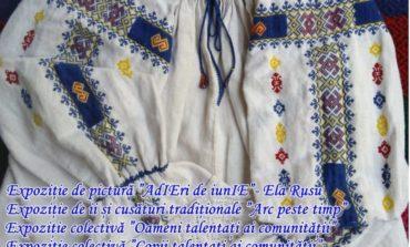 """LUNI: Ziua universală a iei, marcată la Alba Iulia. """"Chimeșa de cânepă"""" la Centrul """"Academia Doamnelor"""""""