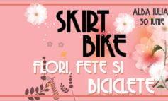 30 iunie: Flori, fete și biciclete la SKIRT BIKE 2019 Alba Iulia