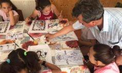 FOTO: Activităţi de vacanţă pentru copii, la Ocna Mureş, în cadrul Taberei micului creştin