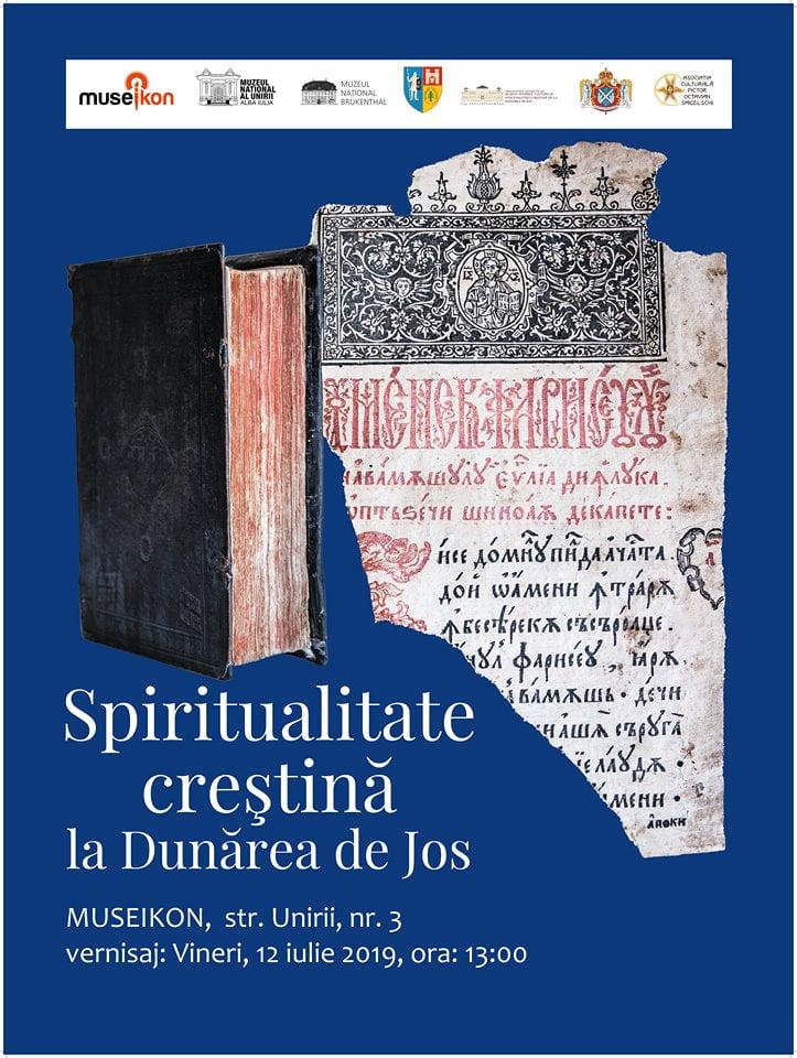 """Vineri: Vernisajul expoziției """"Spiritualitate creștină la Dunărea de Jos"""", la Museikon"""