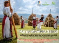 """FOTO: """"Hai pe Muntele Găina"""", expoziție de artă fotografică semnată Vasile Sârb și cursanții Școlii de arte și meșteșuguri din cadrul Centrului de Cultură """"Augustin Bena"""""""