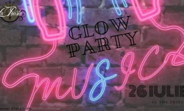 ASTĂZI: Localul La Poartă vă așteaptă să străluciți la Glow Party