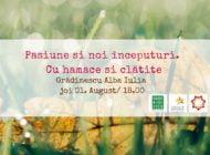 JOI 1 august: Pasiune și noi începuturi cu hamace și clătite