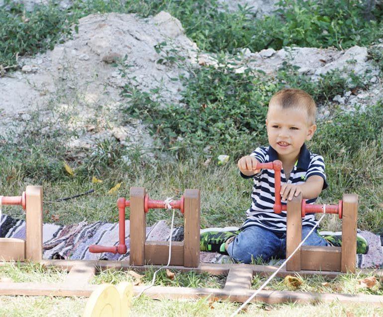 FOTO: Au început Serbările Meșteșugărești la Aiud. Investițiile și evenimentele renasc turismul aiudean