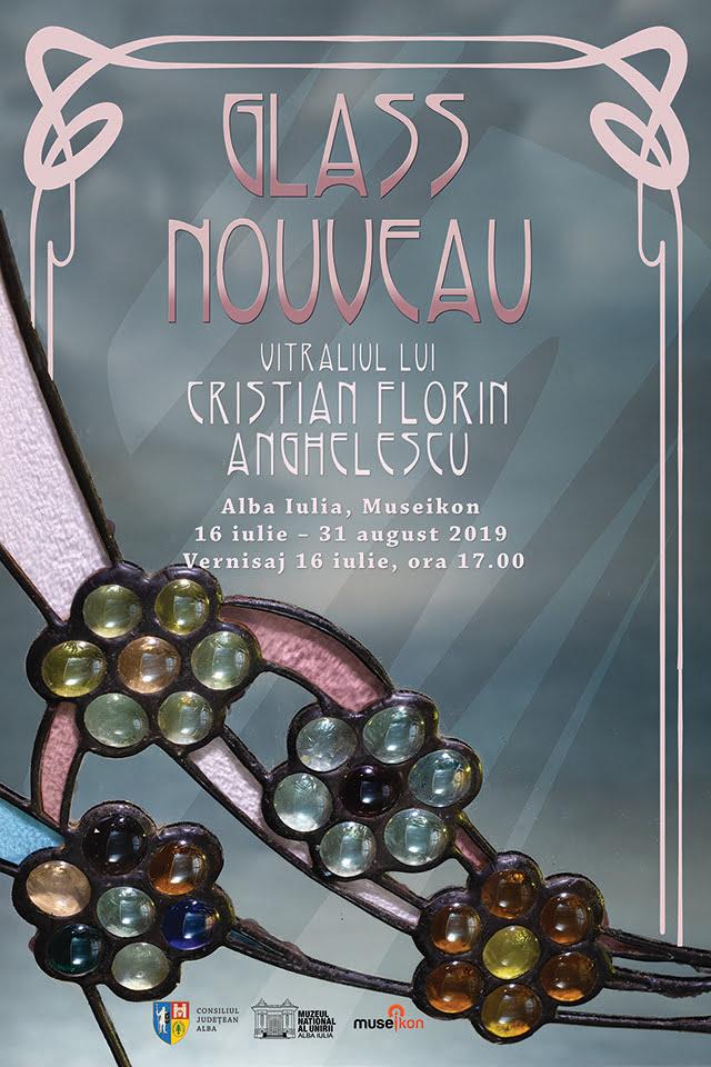 Marți: Vernisajul expoziției Glass Nouveau, la Museikon