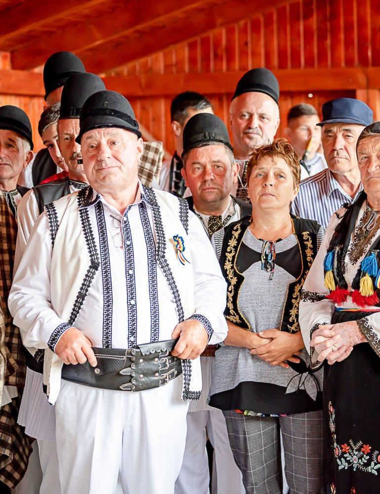 """FOTO: Festivalul """"Cultură pentru cultură"""". Fluierașii din Șugag – grupul instrumental al județului Alba în 2019"""