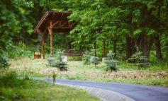 Refugiu de vară în Parcul dendrologic din Alba Iulia