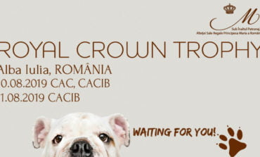 10-11 august: Expoziția chinologică internațională Royal Crown Trophy