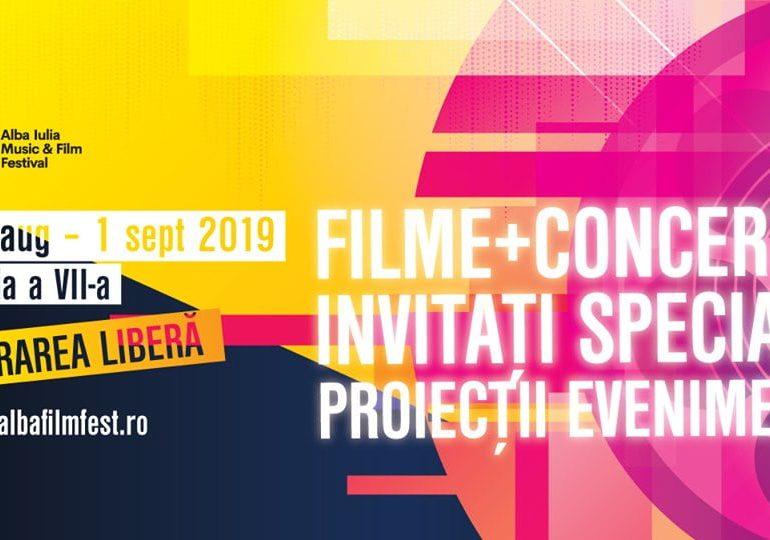Povești de dragoste inedite încălzesc ultimul weekend de august  la Alba Iulia Music and Film Festival
