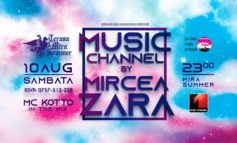 Sâmbată 10 august: Clubzone Party by Mircea Zara la Mira Summer