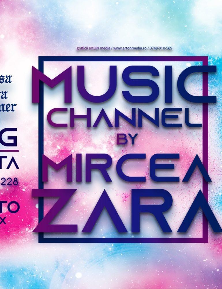 Sâmbată 10 august: Clubzone Party by Mircea Zara la Mira Summer