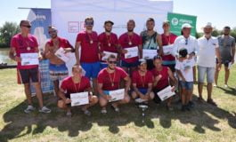 """FOTO: Echipa """"Partoș Team"""" a câștigat competiția Descoperă Rowmania 2019 de la Alba Iulia"""