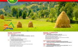 10-11 august: Târgul Naţional de Turism Rural Albac – staţiunea Albac devine capitala turismului rural românesc