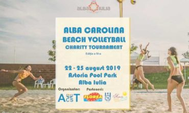 Alba Carolina Beach Volleyball Tournament ediția a-IV-a