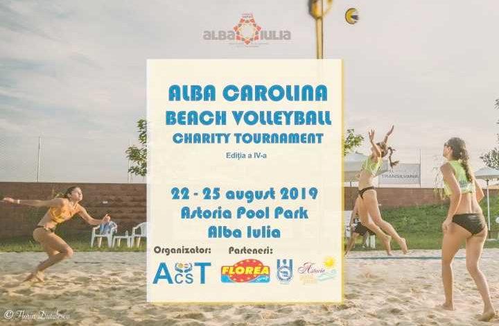 Alba Carolina Beach Volleyball Tournament ediția a-IV-a