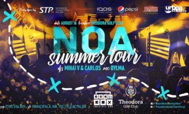 Vreme bună, vreme rea, petrecem la Theodora Golf Club, vineri 16 august, ora 22! Vezi cum poți ajunge gratuit la eveniment cu Party Bus-ul Urbea Mea.