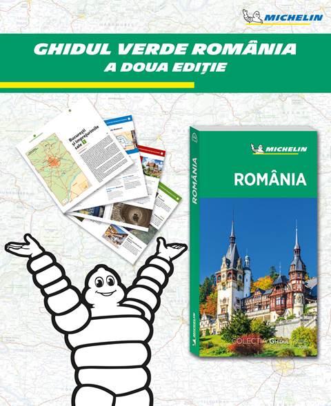 Cetatea și cea mai veche clădire din Alba Iulia, în celebrul ghid de turism Michelin