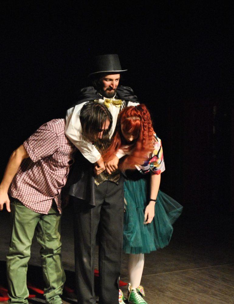 11-18 septembrie: Teatrul cu Skepsis peste hotare