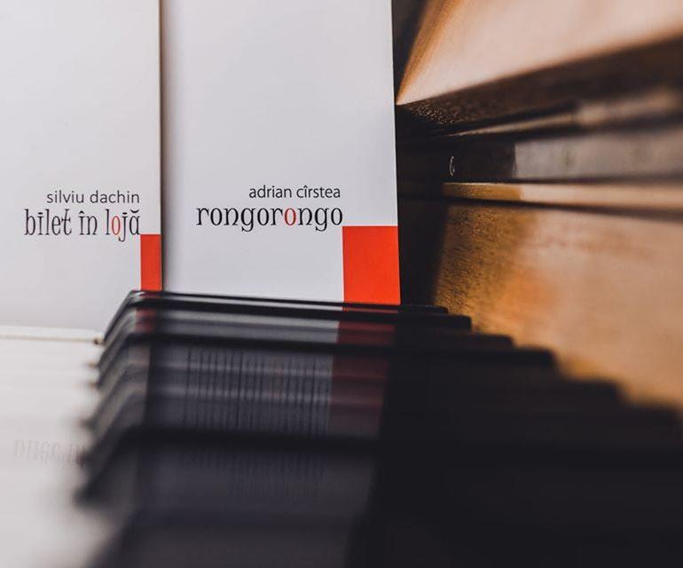 ASTĂZI: Marțea Muzicală, la Flori De Mac Books & Coffee