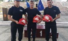 """FOTO: Rezultate de excepție pentru Pompierii albaiulieni la competiția internațională de profil """"Scări"""""""