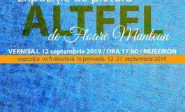 JOI: Vernisajul expoziției ALTFEL, semnată de Floare Muntean, la Museikon