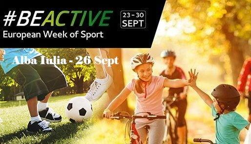 JOI: BeActive – Alba Iulia pe 2 roți și jocuri în aer liber