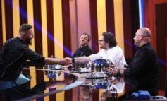 """FOTO-VIDEO: Cosmin Toma, preparat șoc pentru jurații """"Chefi la Cuțite"""""""