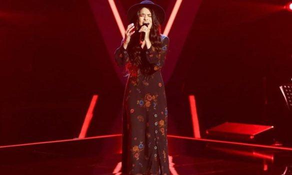 VIDEO: Moment plin de emoție oferit de Emanuela Gherasim, o tânără din Aiud, la Vocea României