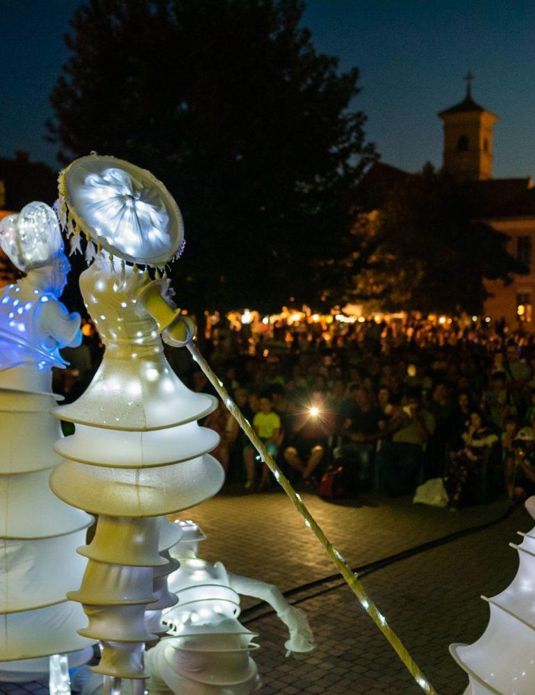 Alba Iulia Music & Film Festival a adus 12.000 de oameni în fața scenelor și marilor ecrane