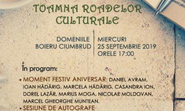 """ASTĂZI: Cafeneaua Culturală Aniversară a Bibliotecii Județene """"Lucian Blaga"""" Alba sărbătorește personalitățile culturale din zona Aiud"""
