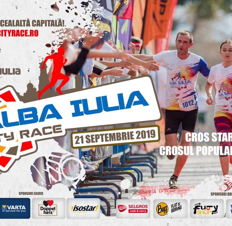 Pe 21 septembrie, ne vedem la Alba Iulia! Să alergăm!