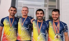 FOTO: CS Unirea Alba Iulia, aur în proba de Ștafetă la Campionatele Naționale de Orientare în Alergare