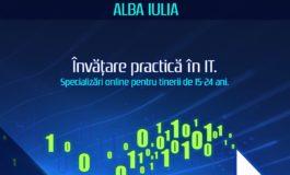 Google finanțează programe de pregătire în IT pentru 300 de tineri din Alba Iulia