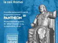 Expoziția temporară OLYMPOS 3D. DE LA ZEII OLIMPULUI LA ZEII ROMEI, la Muzeul Unirii din Alba Iulia