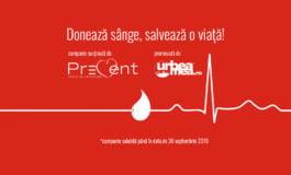 Clinica Prevent vine în sprijinul pacienților care au nevoie de sânge