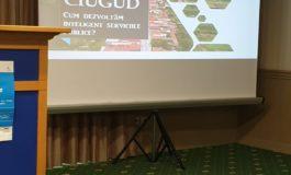 FOTO: Ciugudul - singura comună din România premiată pentru integritate și performanță administrativă de Ministerul Dezvoltări Regionale