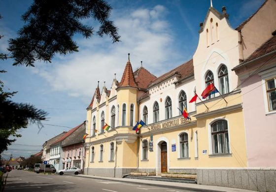 Ordinea de zi a ședinței extraordinare desfășurată la Primăria Municipiului Sebeș
