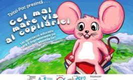 Duminică: Tzitzi-Poc - Cel mai mare vis al copilăriei, la Alba Iulia