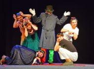 FOTO: Skepsis promovează teatrul tânăr și liber din Alba Iulia