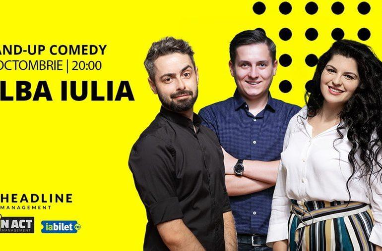 Vineri: Stand-up comedy cu Tănase, Bucălae și Ioana State, la Pub Skit' 77