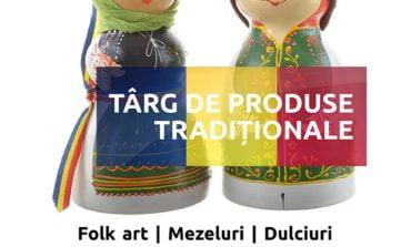 24-27 octombrie: Târg de produse tradiționale la Alba Mall