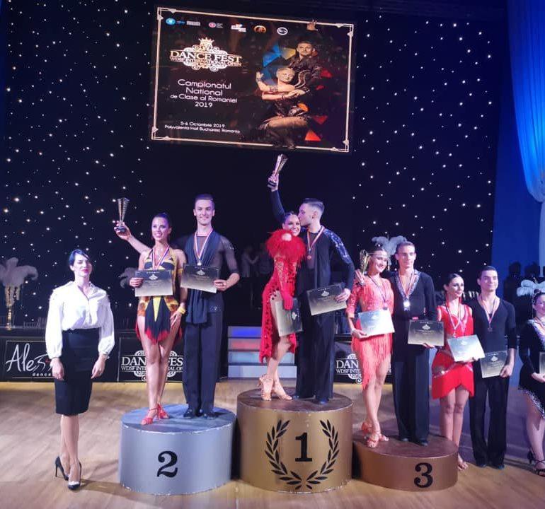 """FOTO: Rezultate extraordinare pentru sportivii de la """"Life is Dance"""", la Campionatul Național de Clase al României"""