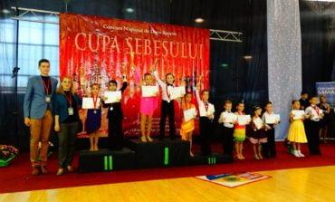 """Sâmbătă: Sebeșul va găzdui o nouă ediție a Concursului Național de Dans Sportiv """"Cupa Sebeșului"""""""