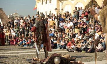 FOTO: Istoria a prins viață în Cetatea Alba Carolina la aniversarea celor șapte ani de existență a Gărzii Apulum