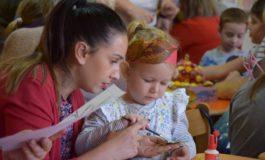 FOTO: Festivalul Toamnei, sărbătorită cu mic cu mare la Grădinița cu program prelungit nr.9 din Alba Iulia